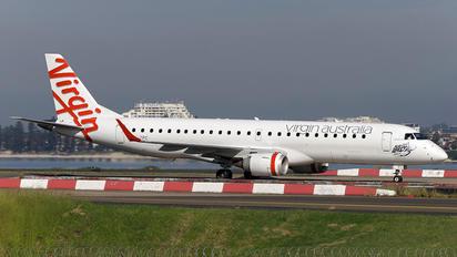 VH-ZPC - Virgin Blue Embraer ERJ-190 (190-100)