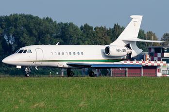 HB-JSB - Private Dassault Falcon 2000