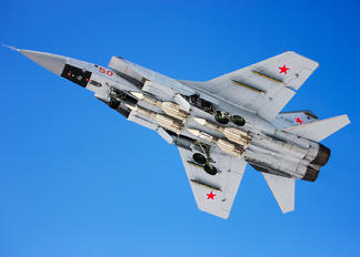RF-92382 - Russia - Air Force Mikoyan-Gurevich MiG-31 (all models)