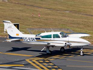 EC-EQK - SPASA Servicios Politécnicos Aéreos Cessna 310