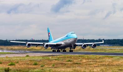 HL 7061 - Korean Air Cargo Boeing 747-400BCF, SF, BDSF