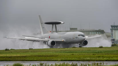 64-3501 - Japan - Air Self Defence Force Boeing E-767