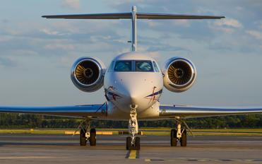 - - Private Gulfstream Aerospace G650, G650ER