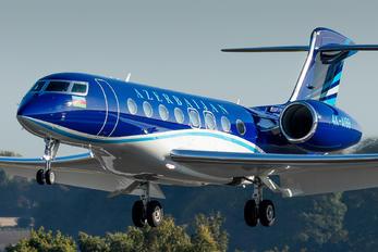 4K-A188 - Azerbaijan - Government Gulfstream Aerospace G650, G650ER