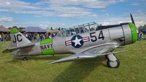N3665F - Private North American Harvard/Texan (AT-6, 16, SNJ series) aircraft