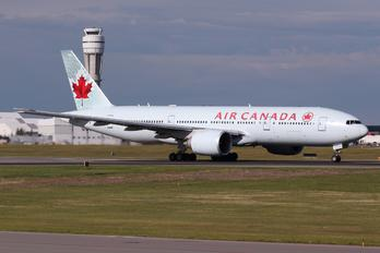 C-FIUF - Air Canada Boeing 777-200LR