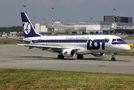 LOT - Polish Airlines Embraer ERJ-175 (170-200) SP-LIB at Milan - Malpensa airport