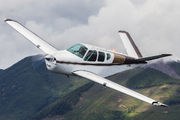 C-FNTI - Private Beechcraft 35 Bonanza V series aircraft
