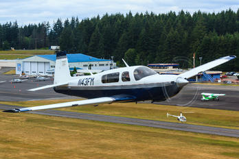 N43FM - Private Mooney M20R