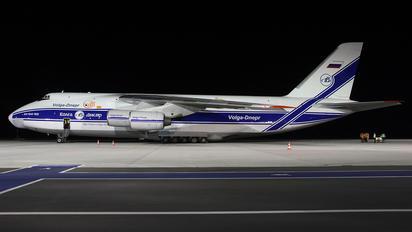 RA82074 - Volga Dnepr Airlines Antonov An-124