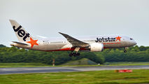 VH-VKE - Jetstar Airways Boeing 787-8 Dreamliner aircraft