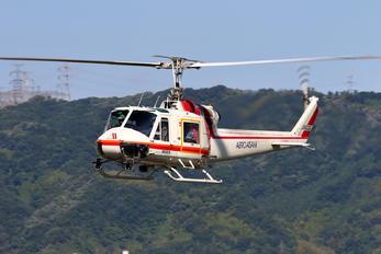 JA6026 - Aero Asahi Bell 204B