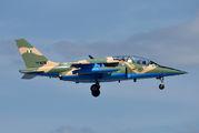NAF478 - Nigeria - Air Force Dassault - Dornier Alpha Jet A aircraft