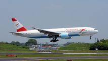 OE-LPC - Austrian Airlines/Arrows/Tyrolean Boeing 777-200ER aircraft