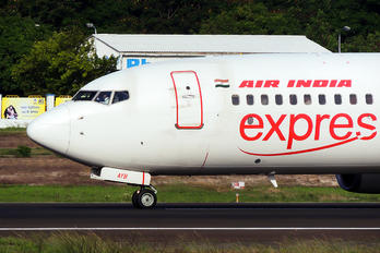 VT-AYB - Air India Express Boeing 737-800