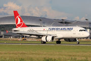 TC-JPJ - Turkish Airlines Airbus A320 aircraft