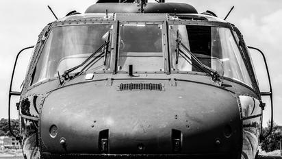 PNC0610 - Colombia - Police Sikorsky H-60L Black hawk