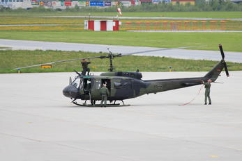 72+37 - Germany - Air Force Bell UH-1D Iroquois