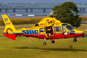 JA25LB - Japan - Fire and Disaster Management Agency Eurocopter AS365 Dauphin 2