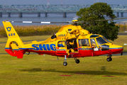 JA25LB - Japan - Fire and Disaster Management Agency Eurocopter AS365 Dauphin 2 aircraft