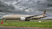 A6-ETC - Etihad Airways Boeing 777-300ER aircraft