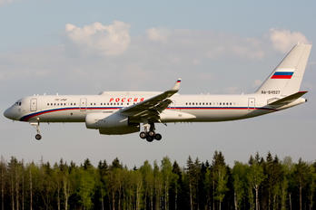 RA-64527 - Russia - Air Force Tupolev Tu-214 (all models)