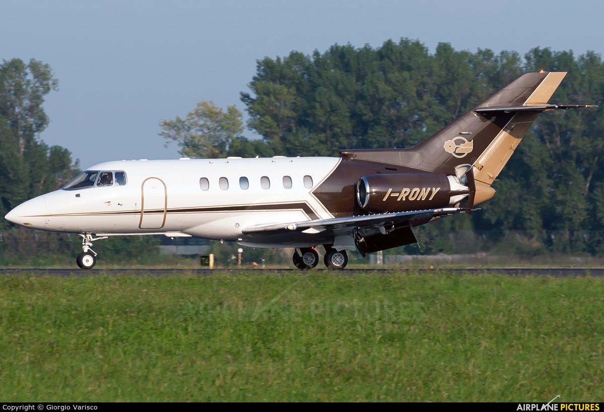 Alba Servizi Aerotrasporti I-RONY aircraft at Milan - Linate