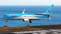D-ASUN - TUIfly Boeing 737-800 aircraft