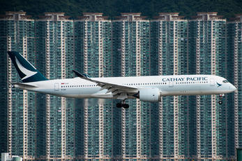 B-LRA - Cathay Pacific Airbus A350-900