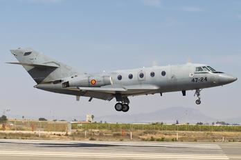 TM.11-4 - Spain - Air Force Dassault Falcon 20