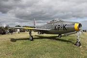 51-9792 - Denmark - Air Force Republic F-84G Thunderjet aircraft
