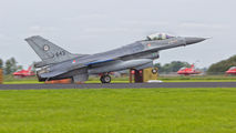 J-643 - Netherlands - Air Force General Dynamics F-16A Fighting Falcon aircraft
