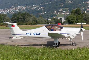 HB-WAR - Private Dyn Aero MCR01 Club