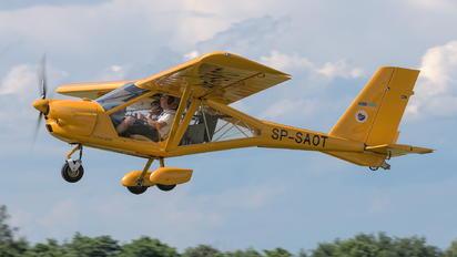SP-SAOT - Private Aeroprakt A-22 L2