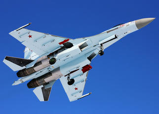 32 RED - Russia - Air Force Sukhoi Su-35S