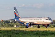 VP-BZR - Aeroflot Airbus A320 aircraft