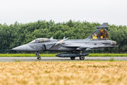 9236 - Czech - Air Force SAAB JAS 39C Gripen aircraft