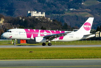 LZ-MDC - WOW Air Airbus A320