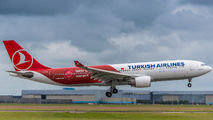 TC-JIZ - Turkish Airlines Airbus A330-200 aircraft