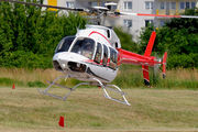 SP-WKM - Private Bell 407 aircraft
