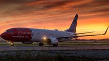 LN-NGU - Norwegian Air Shuttle Boeing 737-800 aircraft