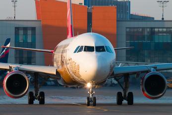 9H-AEO - Air Malta Airbus A320