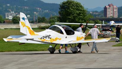 S5-PIC - Private Evektor-Aerotechnik EV-97 Eurostar SL