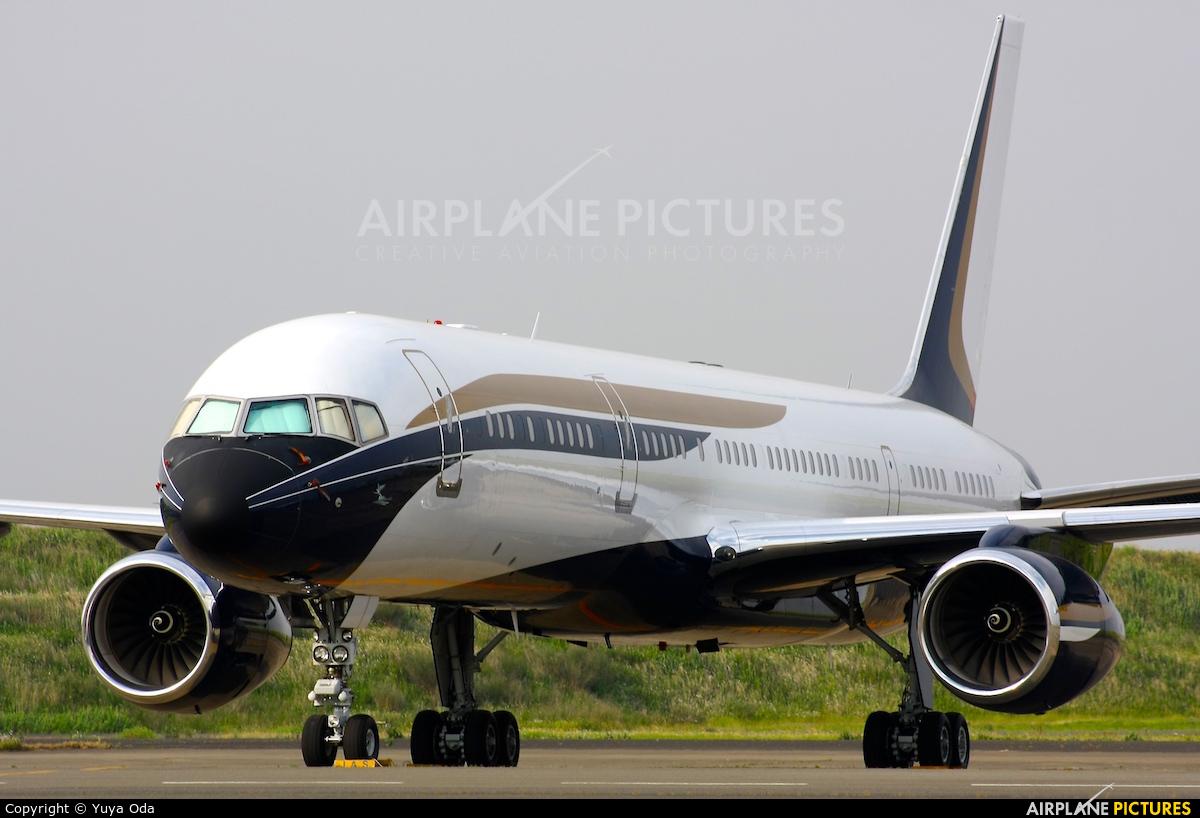 Talos Aviation M-RISE aircraft at Tokyo - Haneda Intl