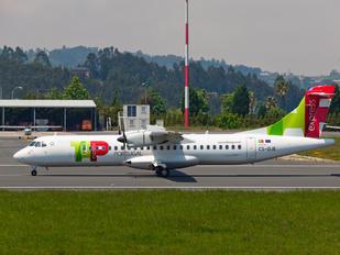 CS-DJE - TAP Express ATR 72 (all models)