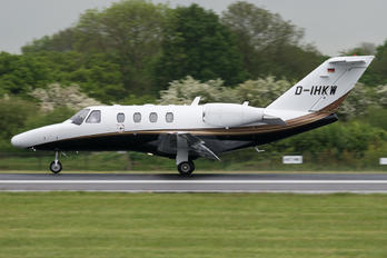 D-IHKW - Private Cessna 525 CitationJet