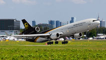 N252UP - UPS - United Parcel Service McDonnell Douglas MD-11F aircraft