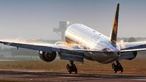D-ALFB - Lufthansa Cargo Boeing 777F aircraft