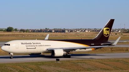 N327UP - UPS - United Parcel Service Boeing 767-300F