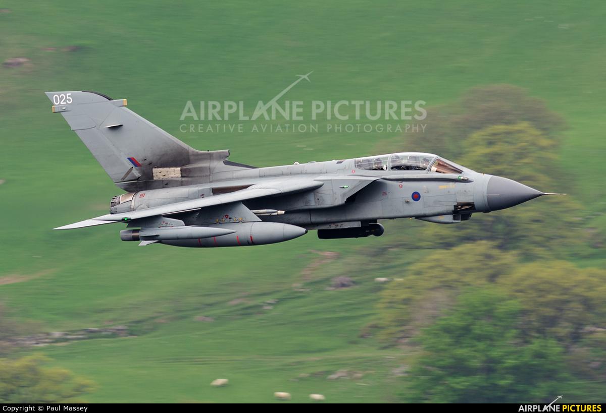 Royal Air Force ZA459 aircraft at Off Airport - Wales